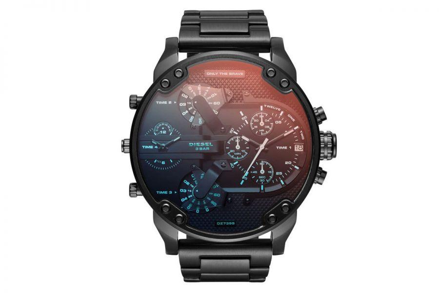 Diesel Mr. Daddy 2.0 DZ7395 Heren Horloge 57mm 3 ATM
