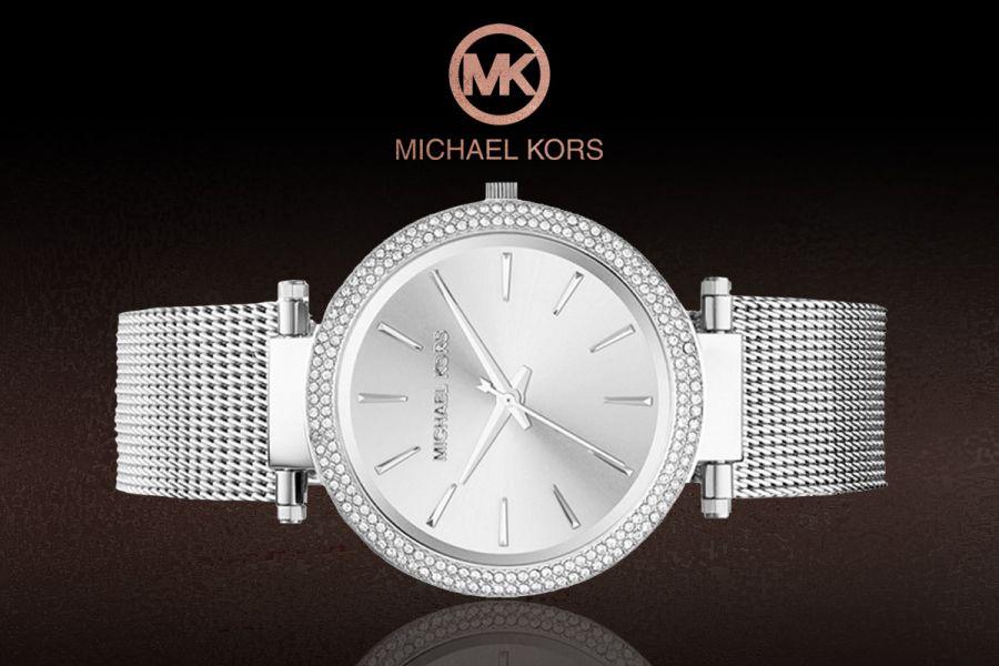 Michael Kors Mesh Dameshorloge | MK3367