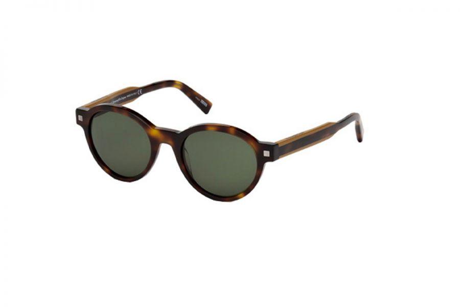 Ermenegildo Zegna zonnebril   EZ0100 51 52F