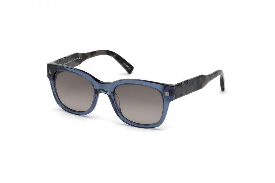 Ermenegildo Zegna zonnebril | EZ0087/S 92B