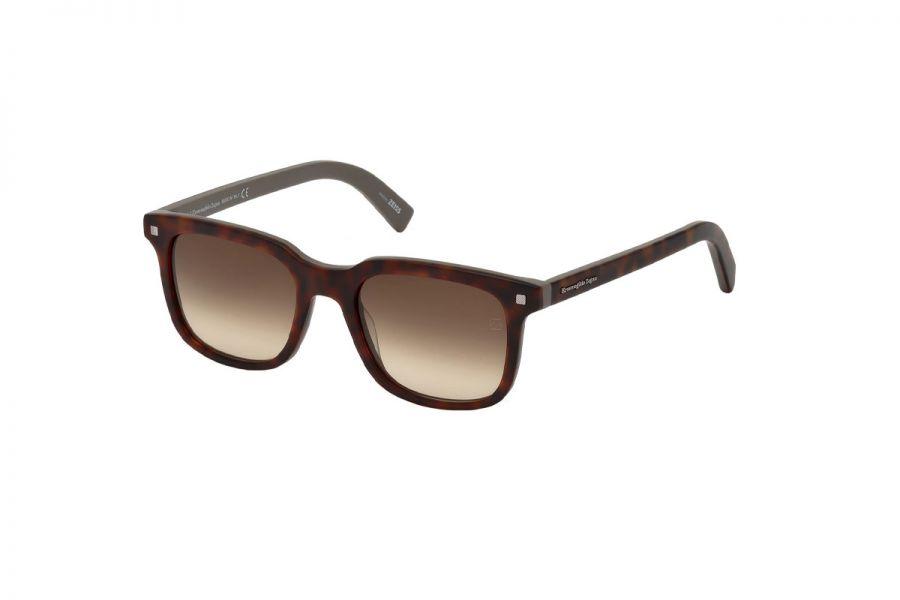 Ermenegildo Zegna zonnebril   EZ0090 51 55F