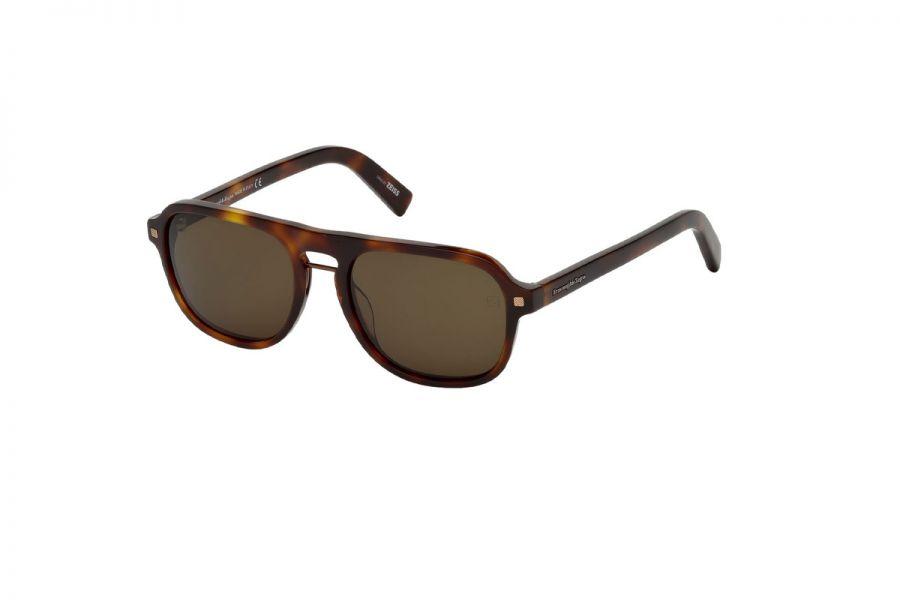 Ermenegildo Zegna zonnebril   EZ0091 54 55N