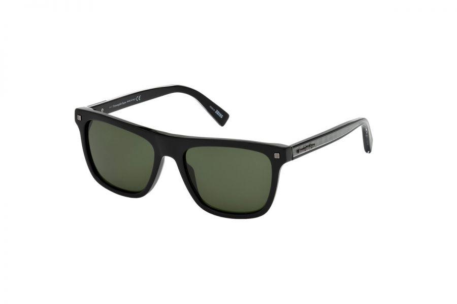 Ermenegildo Zegna zonnebril   EZ0094 54 01N