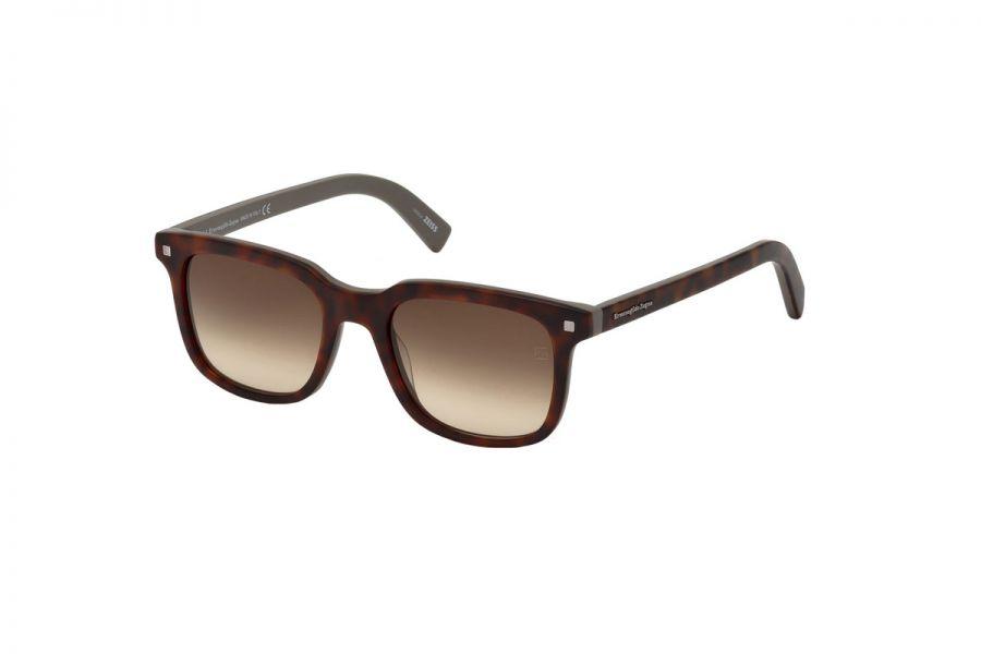 Ermenegildo Zegna zonnebril   EZ0090-F 52 55F
