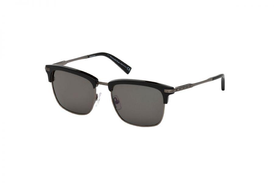 Ermenegildo Zegna zonnebril   EZ0092 53 01N