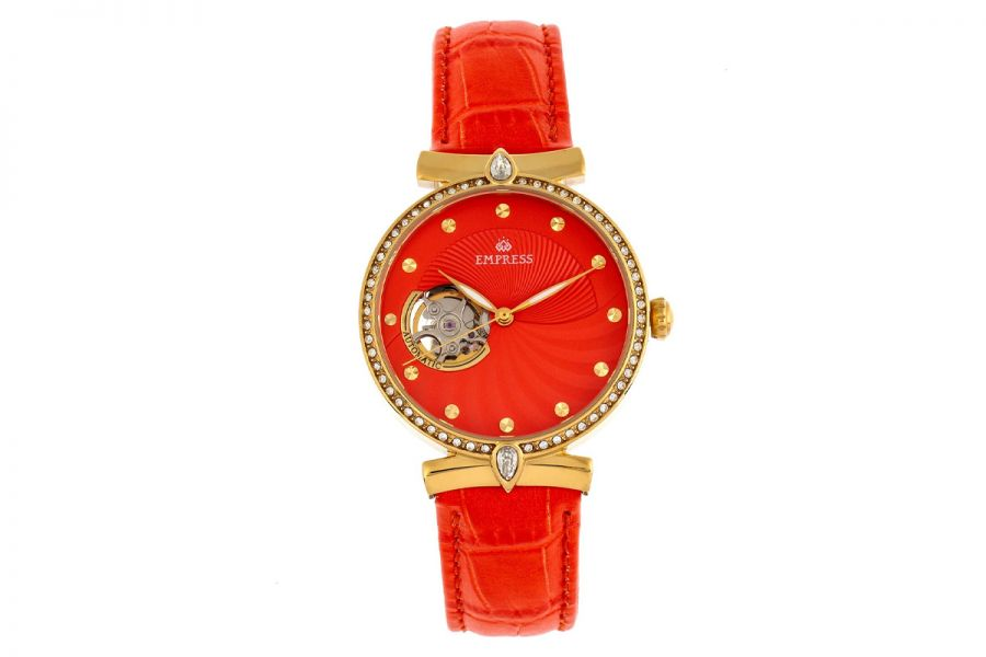 Empress Edith Open Heart Automatic | EMPEM3304