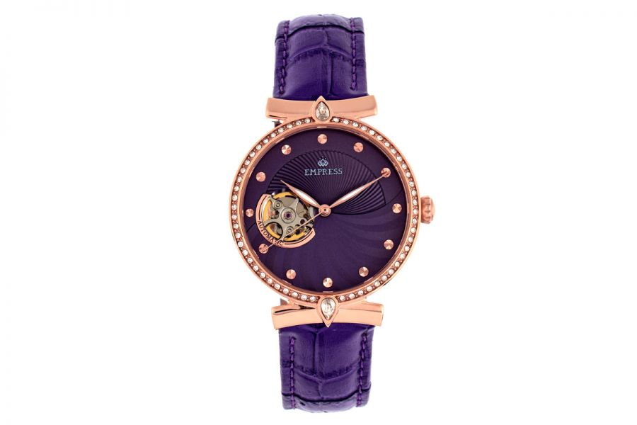Empress Edith Open Heart Automatic | EMPEM3305