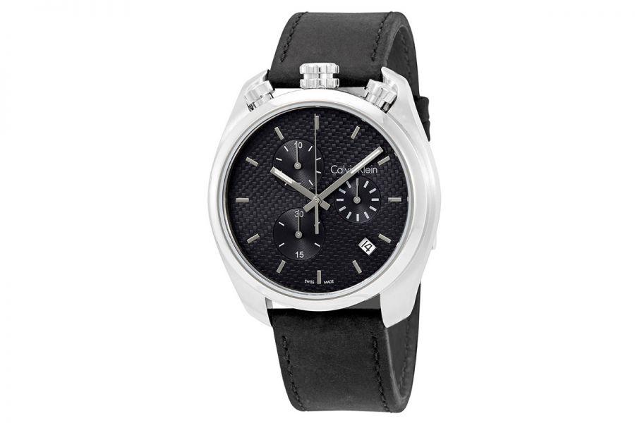 Calvin Klein Control Swiss Made Chronograph | K6Z371C4