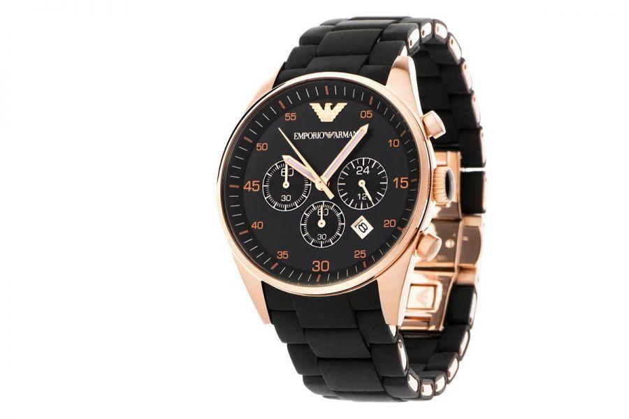 Sportieve Emporio Armani Chronograph | AR5905