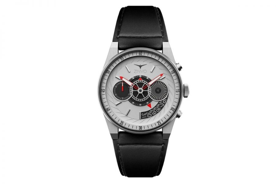 Zinvo Chronographs | Silver