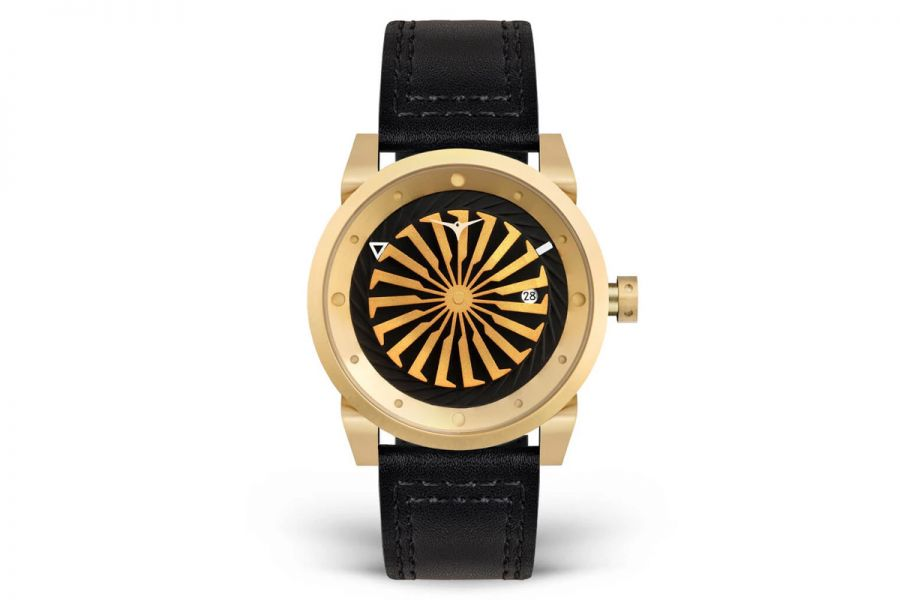 Zinvo Blade Rotating Turbine Automatic | 12K