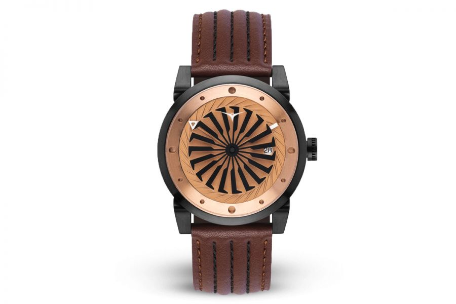 Zinvo Blade Rotating Turbine Automatic | Outlaw