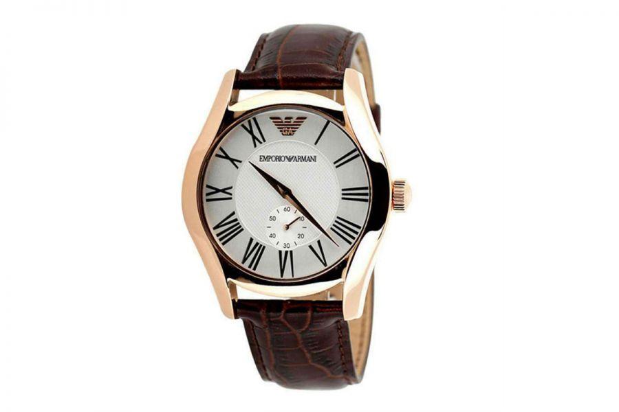 Klassieke Emporio Armani herenhorloges AR0677