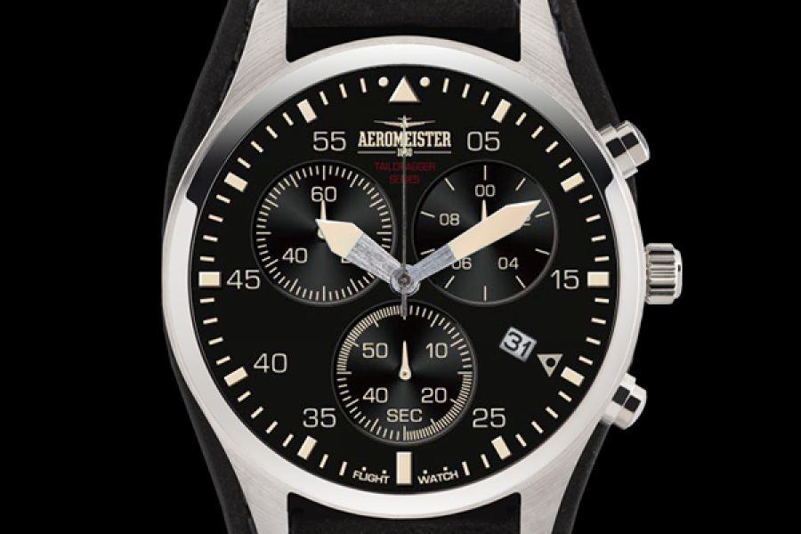 Refurbished - Aeromeister Taildragger AM8006 Chronograph