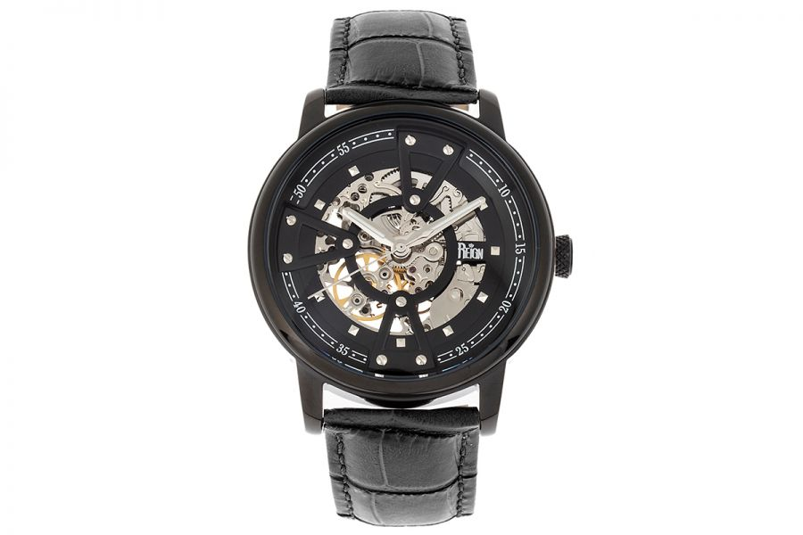 Refurbished Reign Belfour Skeleton Automatic | REIRN3606
