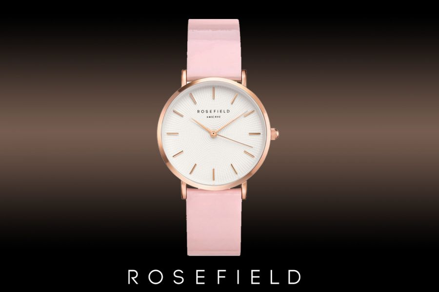 Rosefield Premium Gloss dameshorloge | SHPWR-H37