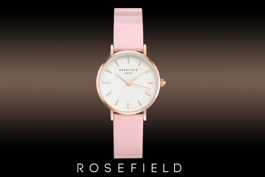 Rosefield Premium Gloss dameshorloge | SHPWR-H32