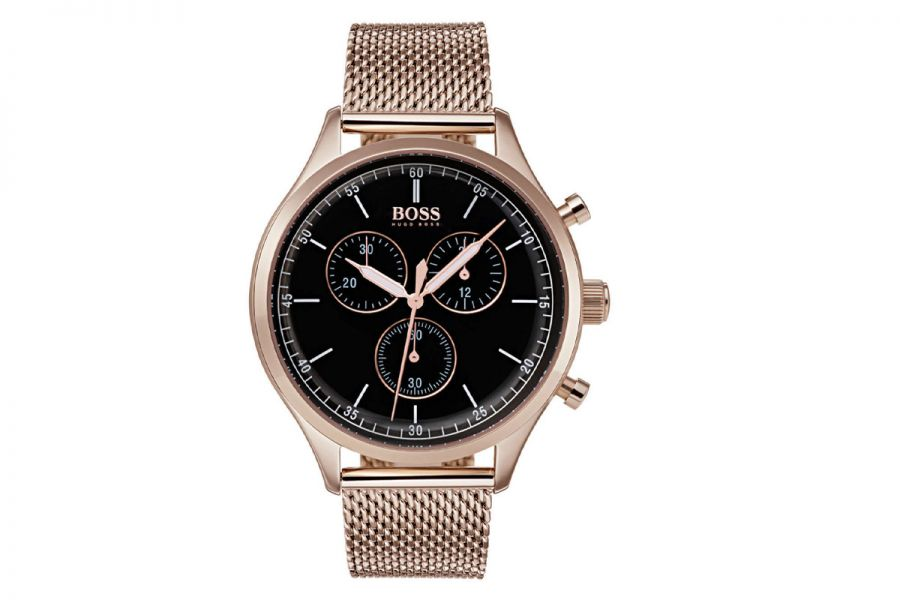 Hugo Boss Companion HB1513548 Heren Horloge 42mm 5 ATM