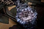 Casio G-Shock Classic Camouflage | GA-700CM-8AER-100721476