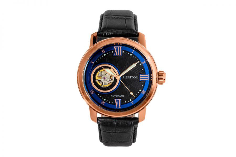 Heritor Maxim HERHR8604 Heren Horloge 43mm