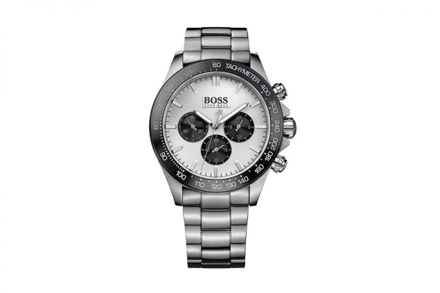 Hugo Boss edelstalen chronograaf | HB1512964