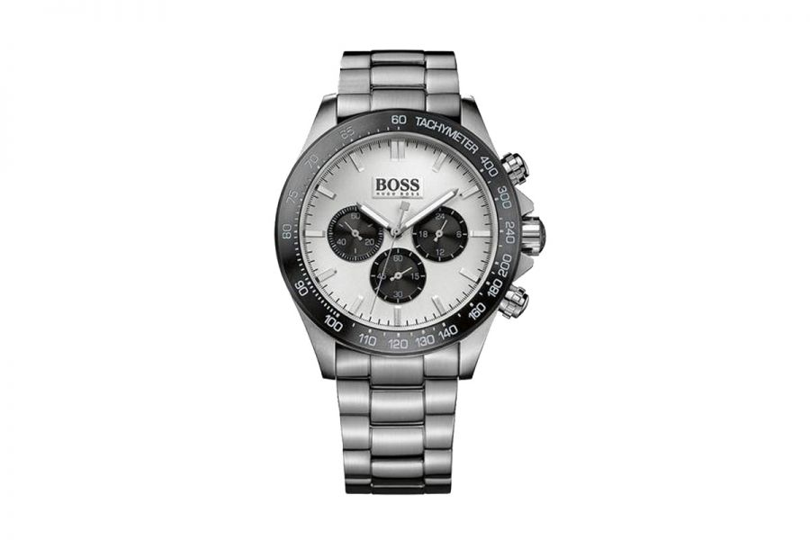 Hugo Boss Ikon HB1512964 Heren Horloge 45mm 10 ATM