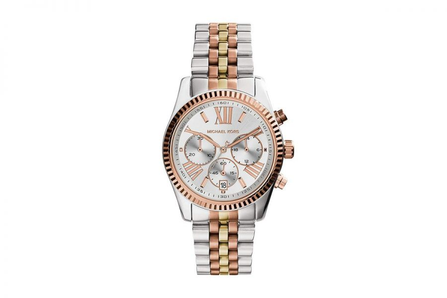 Michael Kors Lexington Two-Tone Ladies | MK5735