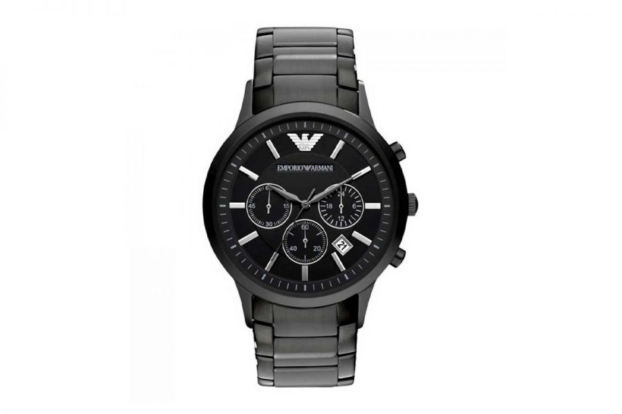 Emporio Armani Renato AR2453 Heren Horloge 43mm 5 ATM