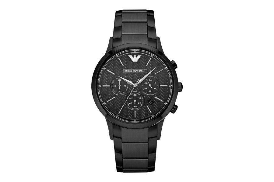 Emporio Armani Renato AR2485 Heren Horloge 43mm 5 ATM