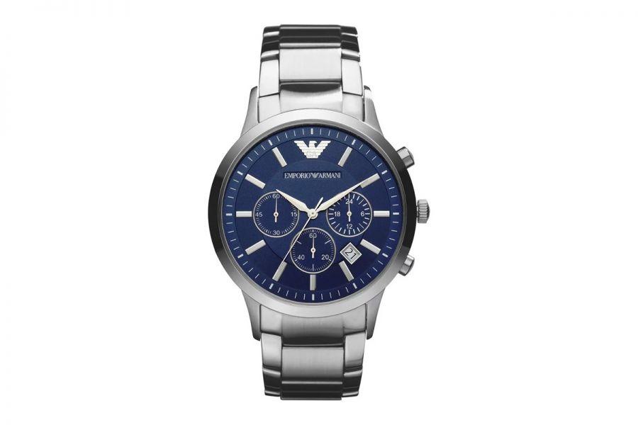Emporio Armani Renato AR2448 Heren Horloge 43mm 5 ATM