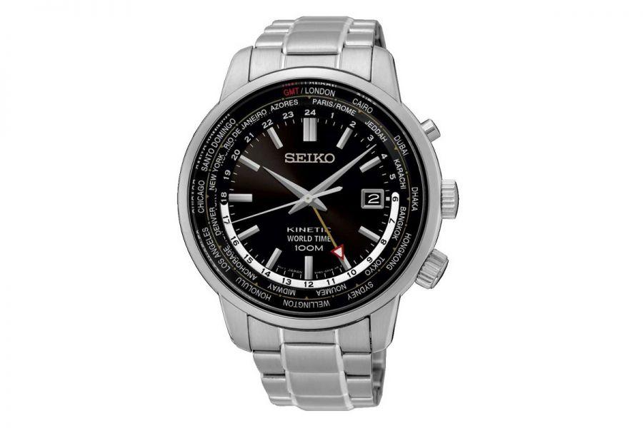 Dagaanbieding - Seiko Neo Sport True GMT SUN069P1 dagelijkse koopjes