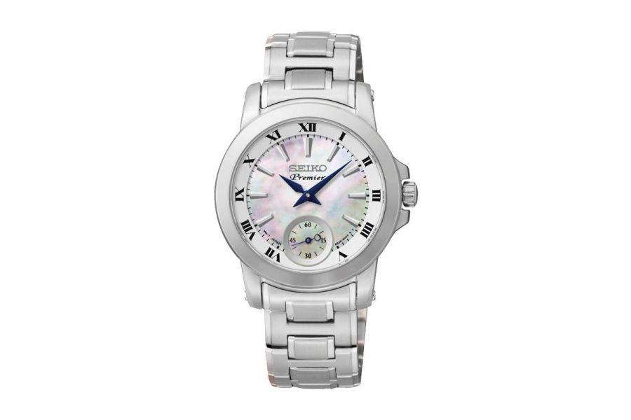 Seiko Premier SRKZ69P1 Horloge Dames