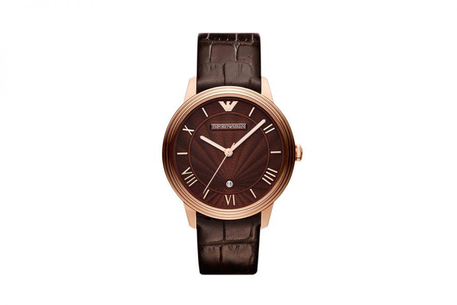 Emporio Armani Classic AR1613 Heren Horloge