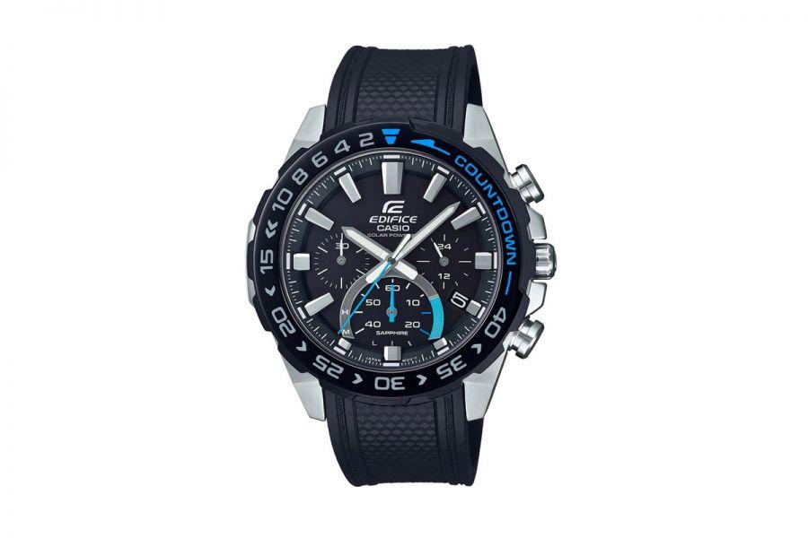 Casio Edifice EFS-S550PB-1AVUEF Horloge Heren 47mm
