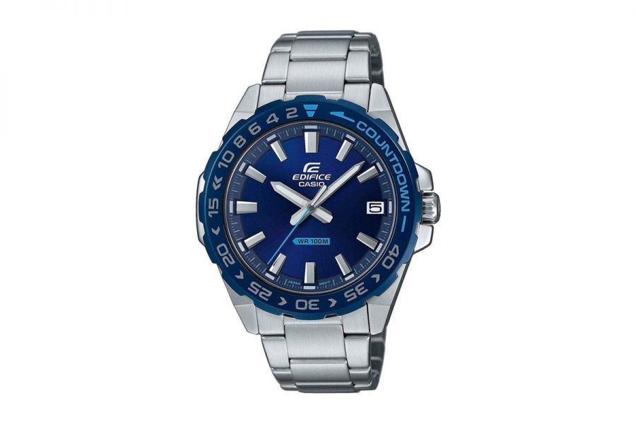 Casio Edifice EFV-120DB-2AVUEF Horloge Heren 47mm