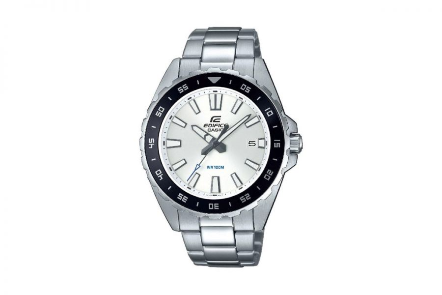 Casio Edifice EFV-130D-7AVUEF Horloge Heren 49mm