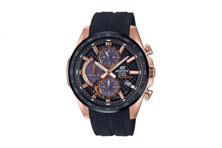 Casio Edifice EQS-900PB-1AVUEF Horloge Heren 51mm
