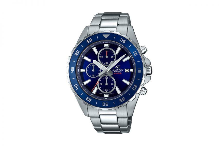 Casio Edifice EFR-568D-2AVUEF Horloge Heren 44mm