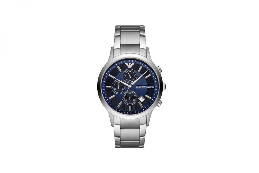 Armani Renato Heren Horloge 43mm |  AR11164