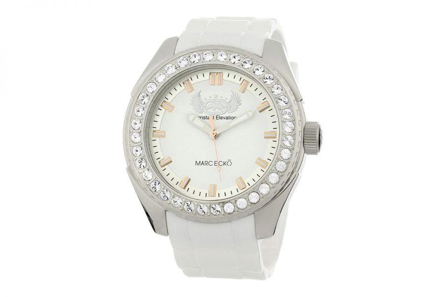 Marc Ecko E12586G1 Horloge Heren 48 mm met Swarovski