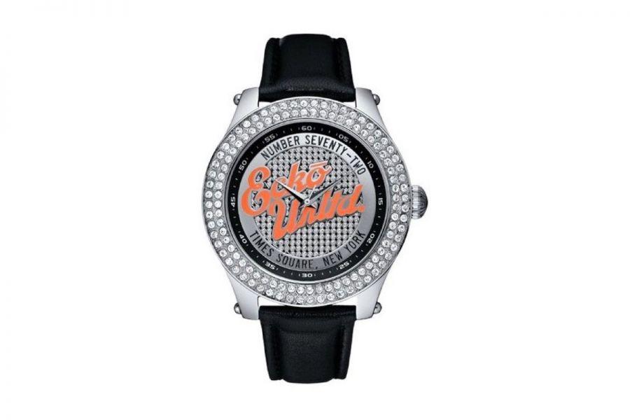 Marc Ecko E15078G2 Horloge Heren 46 mm met Swarovski
