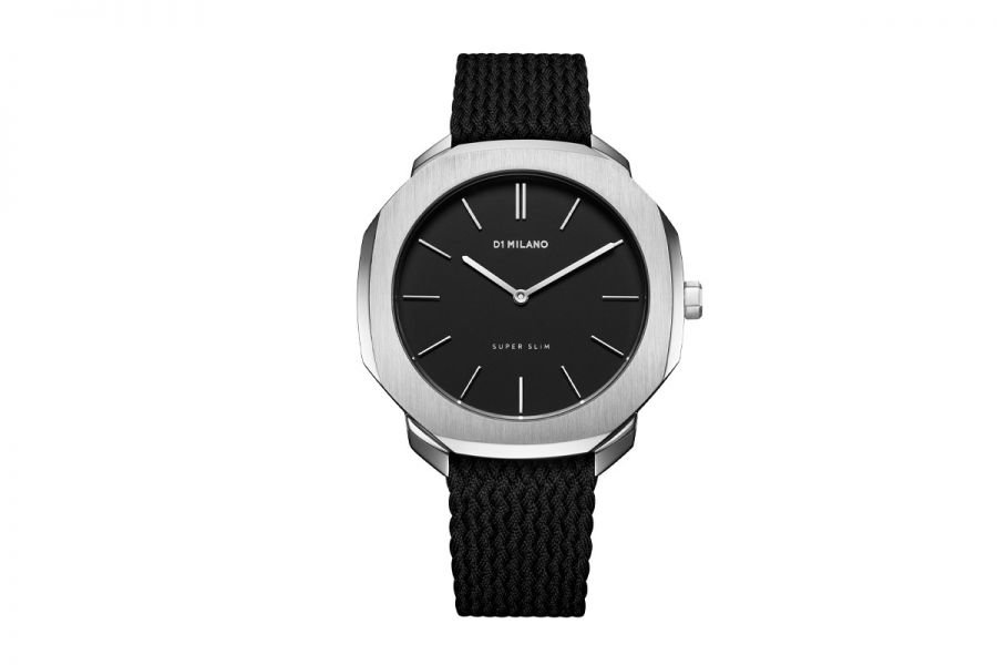 D1-MILANO Ultra Thin SSPJ01 Heren Horloge 41 mm
