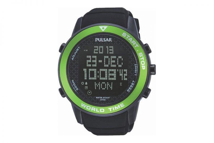 PULSAR PQ2033X1 Horloge Heren 47mm