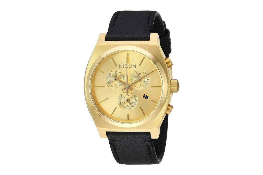 Nixon Time Teller A1164510 Horloge Heren 39mm