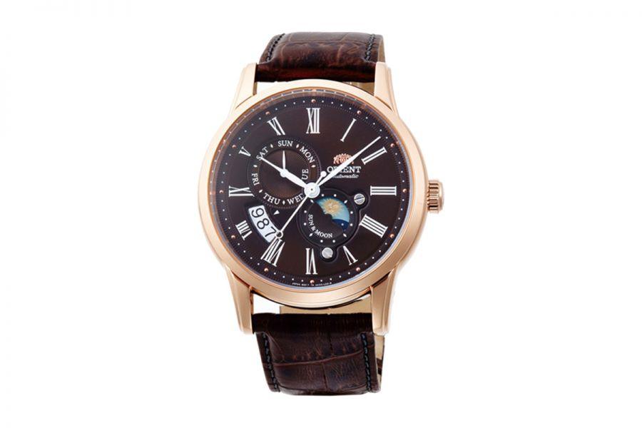 Orient Watch FAK00003T0 Heren Horloge 42mm Automatic 5 ATM