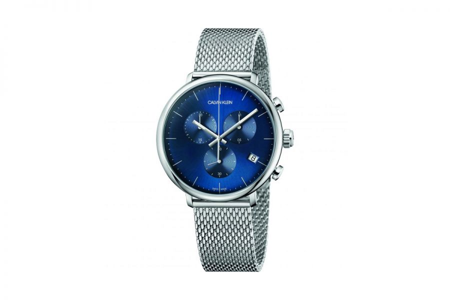 Calvin Klein K8M2712N Heren Horloge 43mm