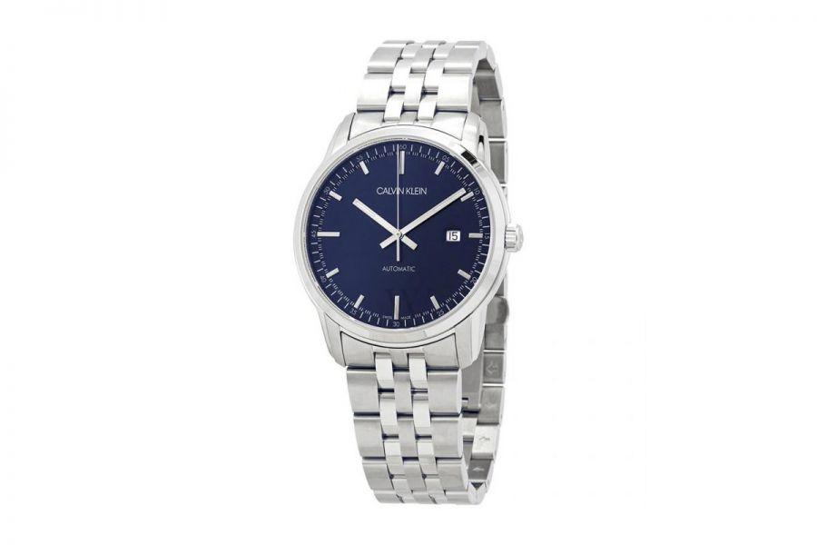 Calvin Klein K5S3414N Heren Horloge 42mmAutomatic
