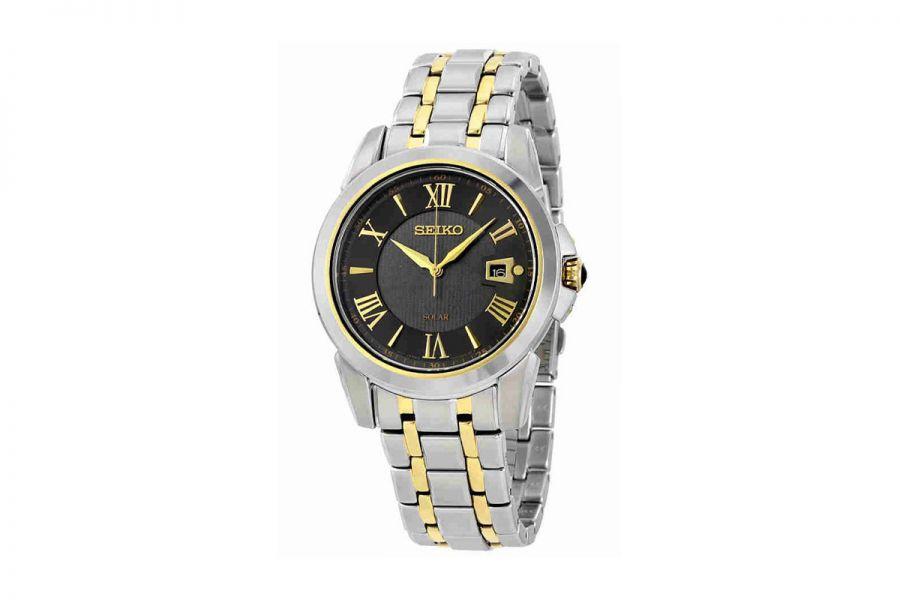 Seiko Solar SNE398P9 Horloge Heren 42mm