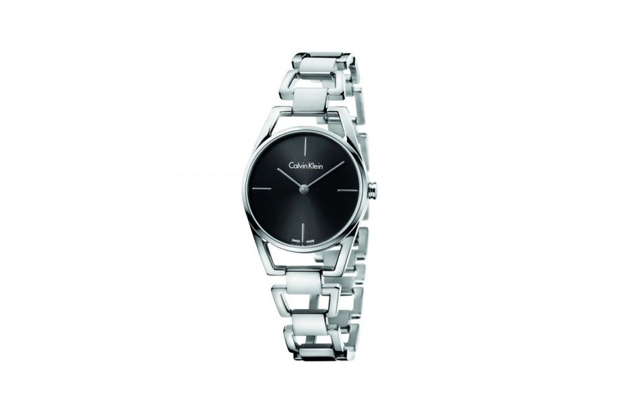 Calvin Klein K7L23141 Dames Horloge Swiss-Made 30mm