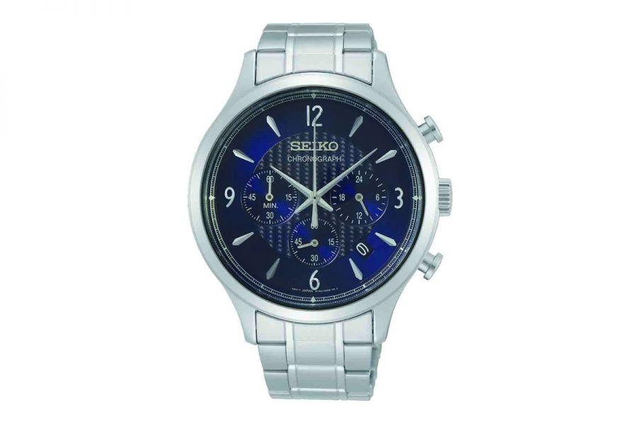 Seiko SSB339P1 Heren Horloge Chronograaf 44mm